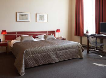 Hotel Adornes - Zimmer
