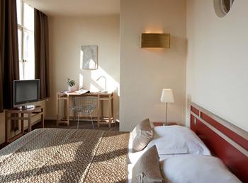 Hotel Adornes - Kamers